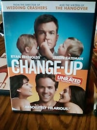 the change-up dvd movie Valdosta, 31605