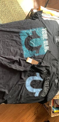 2 true religion shirts  Edmonton, T6R 2K4