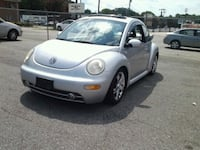 Volkswagen - New Beetle - 2001 Graham, 27253