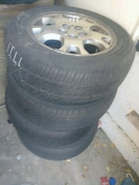 Dodge neon tires and spares North Las Vegas, 89031