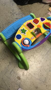 Baby/ toddler play table