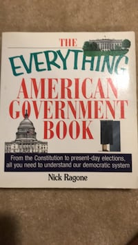 Everything American Government Book Vienna, 22180
