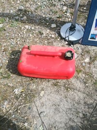 Used 3 Gallon Gas Can