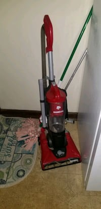 red and black upright vacuum cleaner Martinsburg, 25403