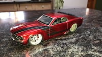1970 Ford Mustang Boss - Collectible - Jada Toys New York, 10309