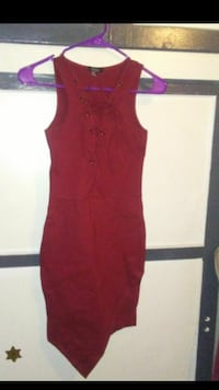 Red dress new Compton, 90220