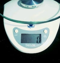 FOOD SCALE USED