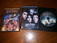 Harry Potter DVDs (3 movies) Cumming, 30041