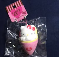 2015 Hello Kitty Crepe Squishy Singapore, 168731