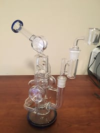Glass rig with recycler Omaha, 68137