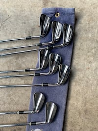 Cleveland 588 mb irons blades great condition Vienna, 22182