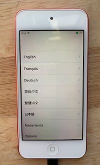 New iPod touch(5th generation) model:A1421 Westminster, 21157