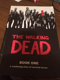 The Walking Dead Book One Temple, 76504