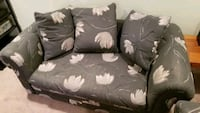 Fabric Couch (Sofa) Set Newmarket, L3X 1X4