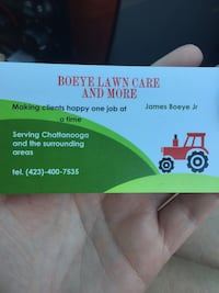 Lawn mowing Chattanooga