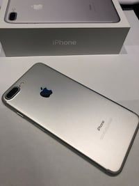 Space gray iPhone 7 Plus 256gb with box Toronto, M6N 1T4