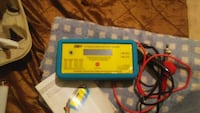 New 612 intelligent battery tester London, N5Y 2M2