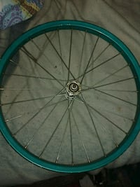 17in. Bicycle Rim