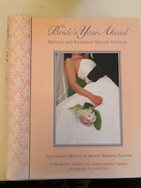 The Bride's Year Ahead Wedding Planner and Book Oshawa, L1G 5N5