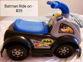 Batman Ride on - $35