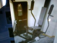 New pro gym weights/stepper/150digital workouts Omaha, 68022
