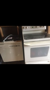 Kenmore oven and dishwasher  SeaTac, 98188