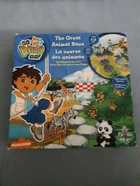 Kid board game  Brossard
