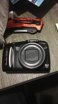 Canon power shot 120 IS
