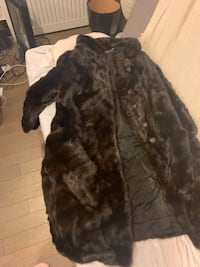 Beautiful Mink Fur coat by Ritter Bros New York New York, 10029