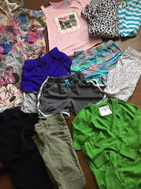 Girls clothes size 10/12 (12 pcs) Inglewood, 90305
