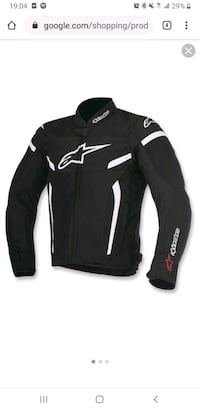 Alpinestars Male T-GP Plus R V2 Air Textile Jacket
