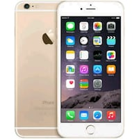 Rose Gold IPhone 6 Plus Spokane Valley, 99212