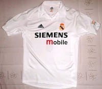 Raul camiseta centenario Real Madrid