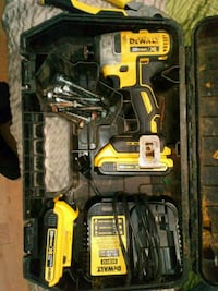 Dewalt impact driver with2 batteries+charger Portland, 97220