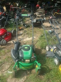 green and black push mower Fayetteville, 28314