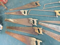 10 old saws