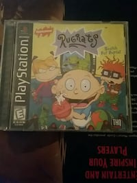 Rugrats Search for Reptar for PS1 Church Hill, 37642