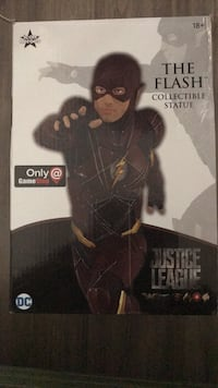 The flash collectible limited edition Los Angeles, 91331
