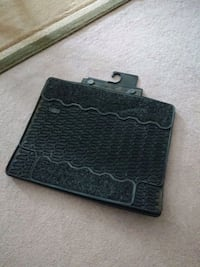 Rubber floor mats pair new Richmond