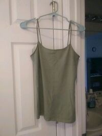 Lime green tank top size small 4-6 best offer 4.00