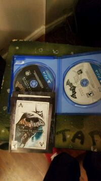 Sony PS4 game disc in case Toronto, M1B
