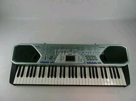 Casio ctk 481 keyboards hundred sounds with stand