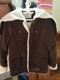 Womans Brown Jacket Ajax