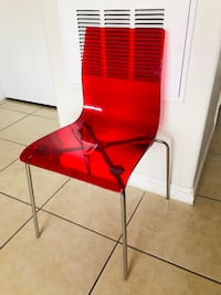 domitalia red chair ( made in Italy ) Las Vegas, 89030
