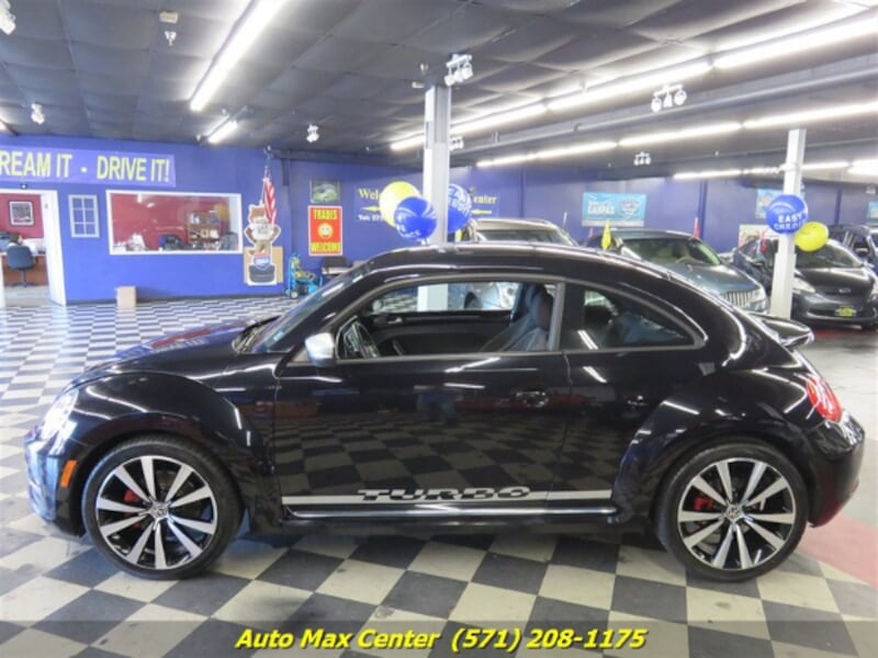 2012 Volkswagen Beetle Turbo 4