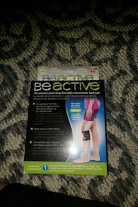 *AS SEEN ON TV BE ACTIVE PRESSURE POINT WRAP* Hamilton, L8H 2J4