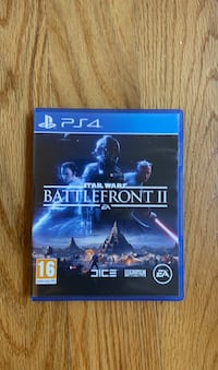 PS4 Game Battle Front 2 New York, 10007