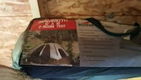 6 person 2 room tent