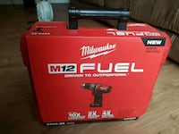 M12 Fuel Drill from Milwaukee UNOPENED NEVER USED! Mississauga, L5J 4K2