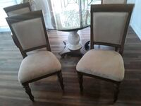 TWO CHAIRS - Purchased from Matter Brothers (one of a kind)!